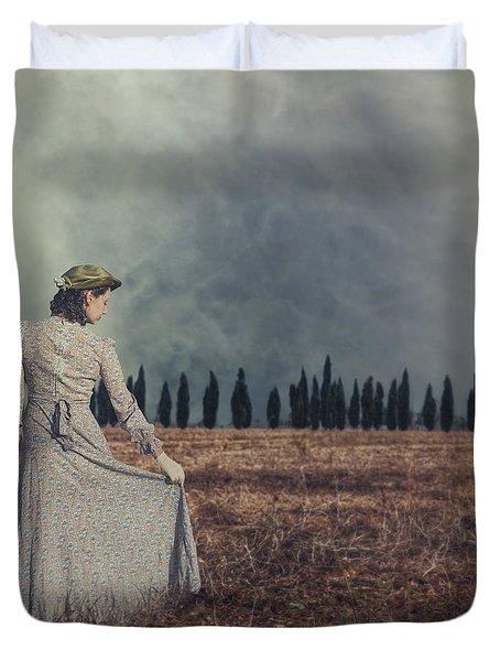 Tuscany Duvet Cover by Joana Kruse