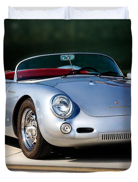 550 Spyder Duvet Cover