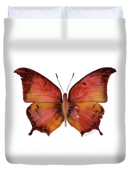 58 Andria Butterfly Duvet Cover
