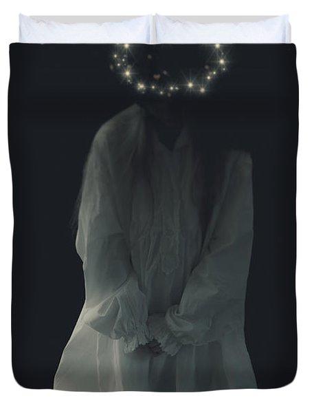 Angel Duvet Cover by Joana Kruse