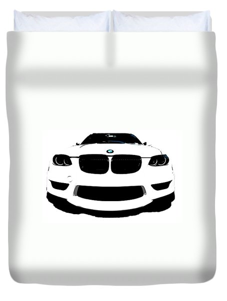 BMW Duvet Cover by J Anthony