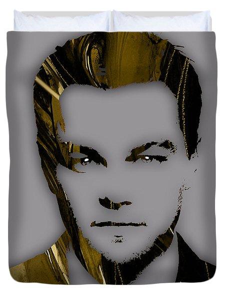 Leonardo Dicaprio Collection Duvet Cover