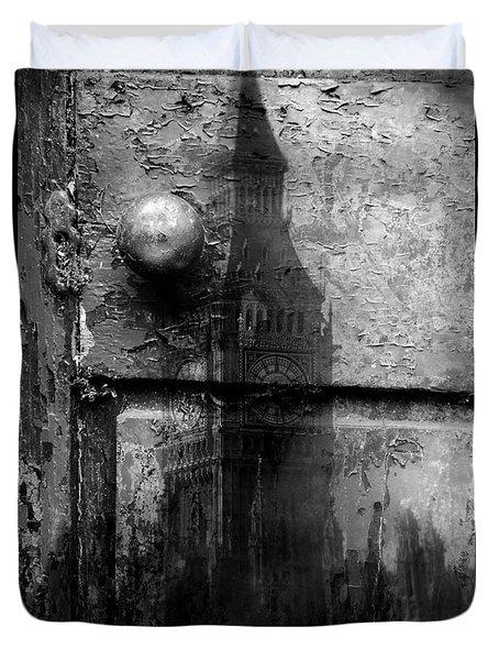 Duvet Cover featuring the photograph No Title  by Mariusz Zawadzki