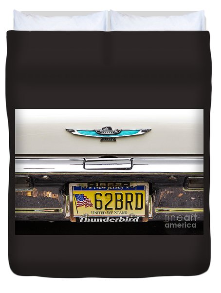 62 Brd Duvet Cover by Jerry Fornarotto