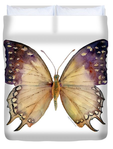 63 Great Nawab Butterfly Duvet Cover