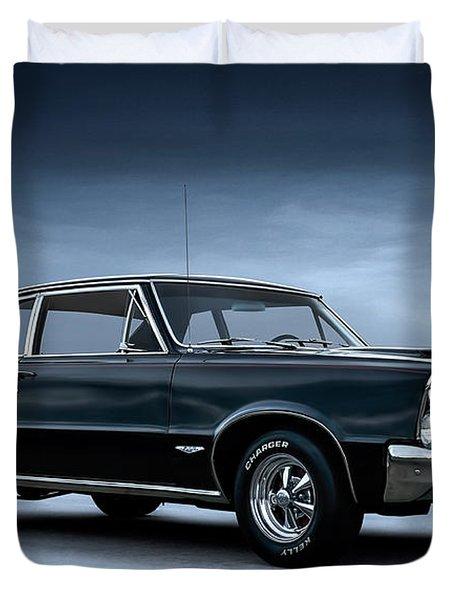 '65 Gto Duvet Cover