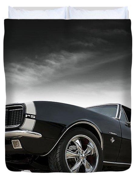 '67 Camaro Rs Duvet Cover
