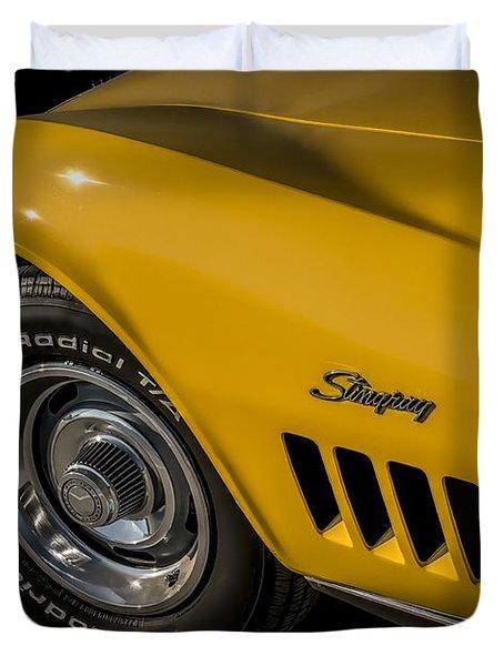 '69 Stinger Duvet Cover