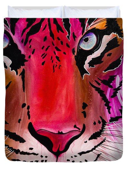 Beautiful Creature Duvet Cover