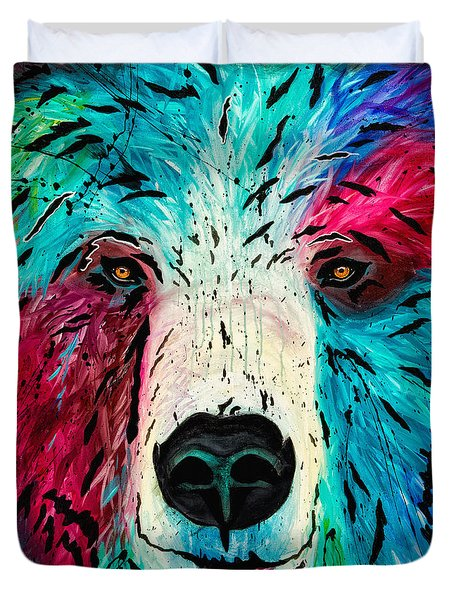 Bear Duvet Cover