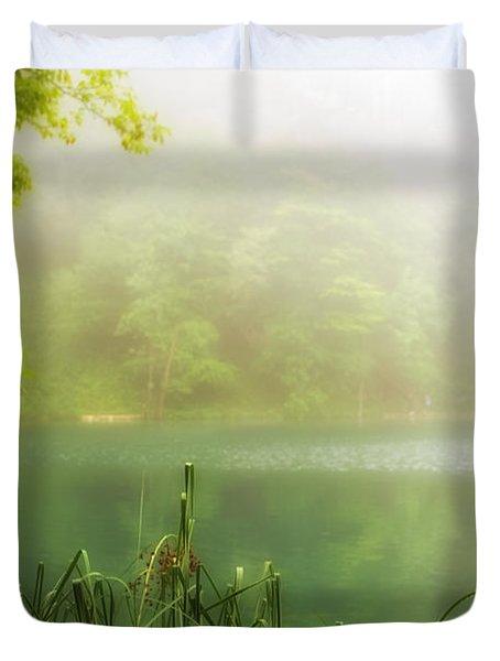 Beautiful Lake Duvet Cover