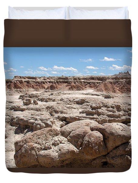 The Badlands Duvet Cover