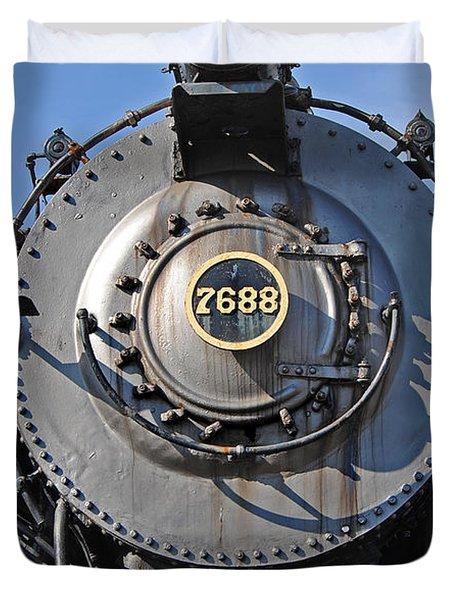 7688 Duvet Cover by Skip Willits