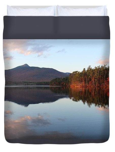 Chocorua Lake  Nh Duvet Cover