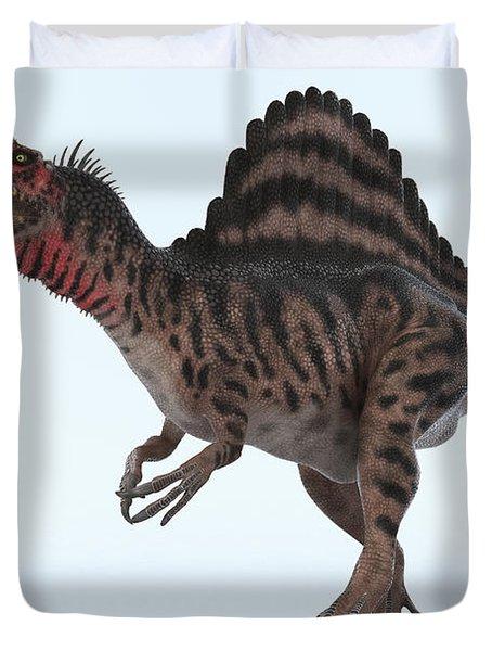 Dinosaur Spinosaurus Duvet Cover