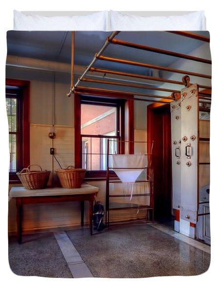 Glensheen Mansion Duluth Duvet Cover by Amanda Stadther