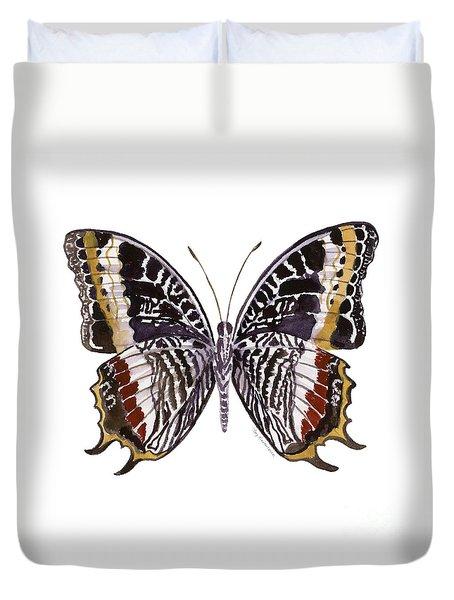 88 Castor Butterfly Duvet Cover