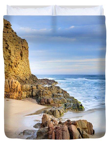 Cabo De Gata Duvet Cover by Guido Montanes Castillo