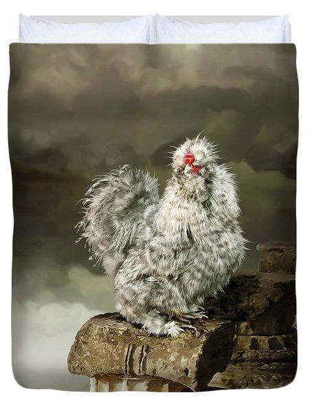 9. Cuckoo Angela Duvet Cover