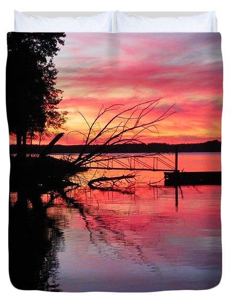 Sunset 9 Duvet Cover