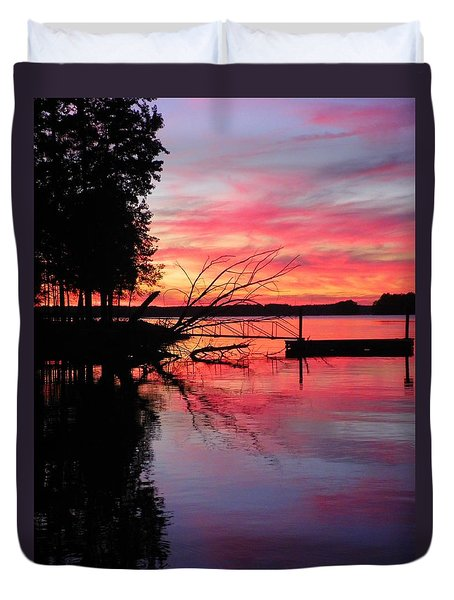 Sunset 9 Duvet Cover
