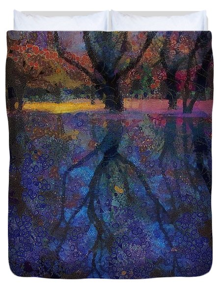 A Beautiful Reflection  Duvet Cover