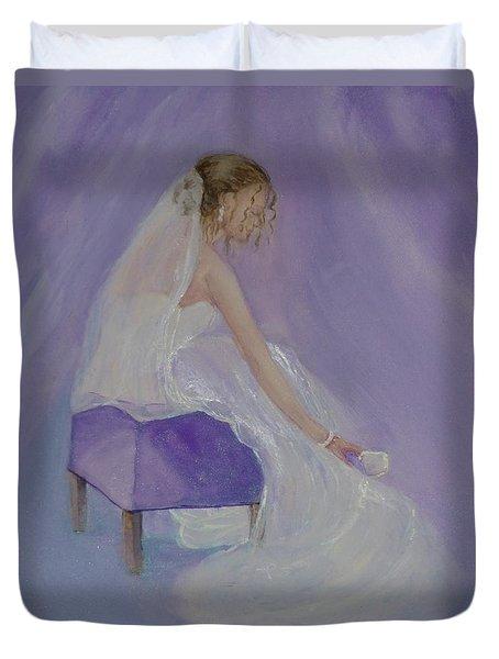 A Brides Soft Touch Duvet Cover