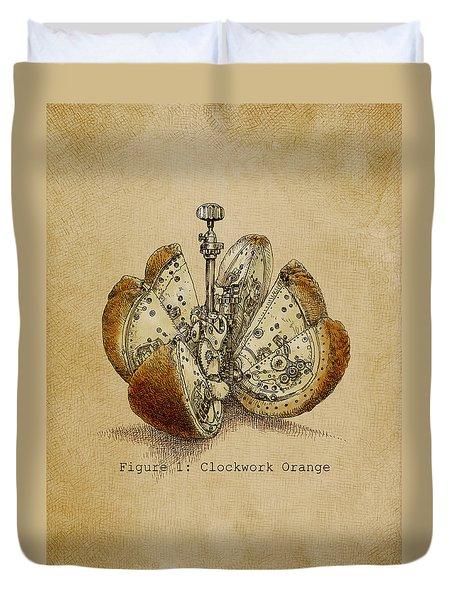 A Clockwork Orange Duvet Cover