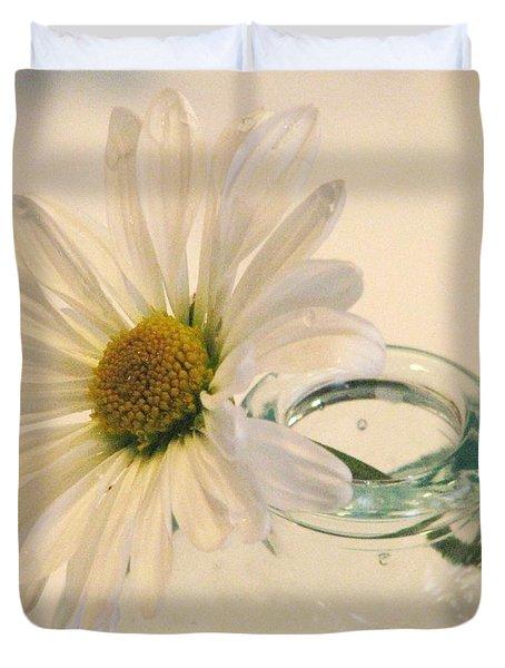 A Daisy A Day Duvet Cover