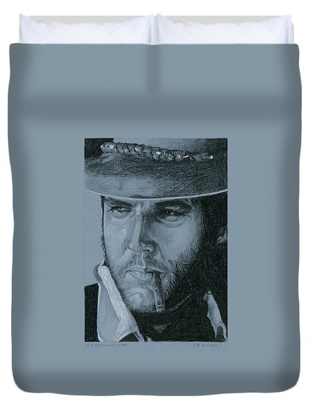 A Different Kind Of Man Duvet Cover