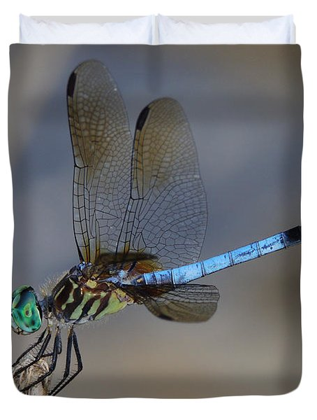 A Dragonfly Iv Duvet Cover