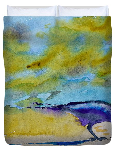 A Find Duvet Cover by Beverley Harper Tinsley