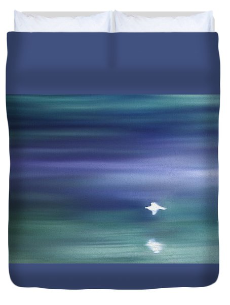 A Gentle Breeze Duvet Cover by Kume Bryant