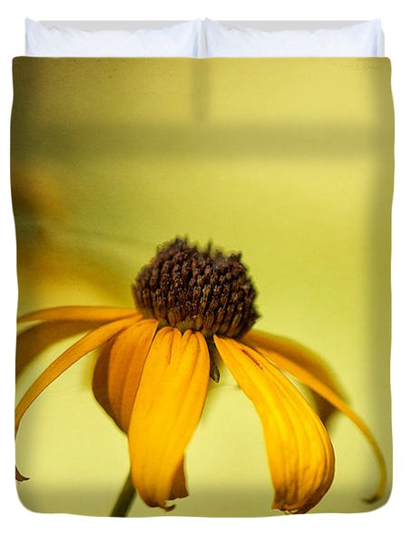 A Gift From August Duvet Cover by Lois Bryan