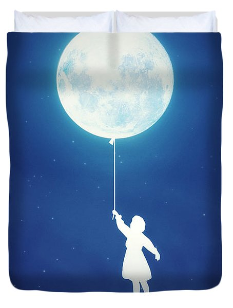 A Journey Of The Imagination Duvet Cover