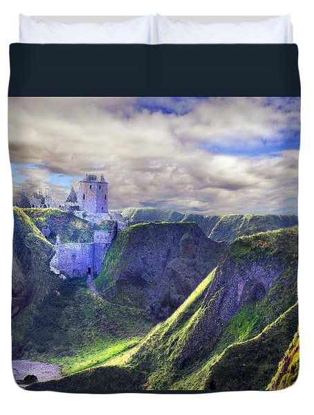 A King's Tale Duvet Cover