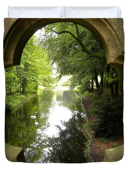 A Magical Place Duvet Cover