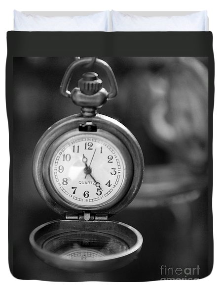 A Moment In Time Duvet Cover
