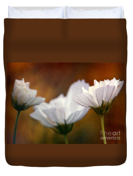 A Monet Spring Duvet Cover by Michael Hoard