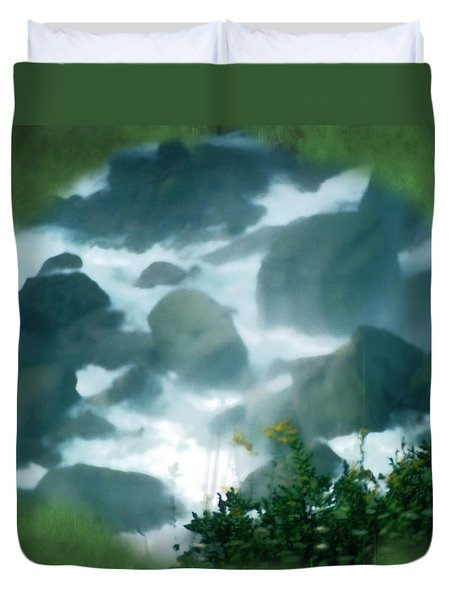 Natural Opening Duvet Cover