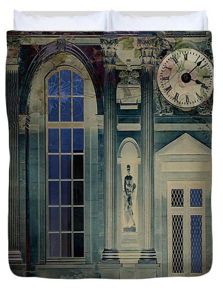 A Night At The Palace Duvet Cover by Sarah Vernon
