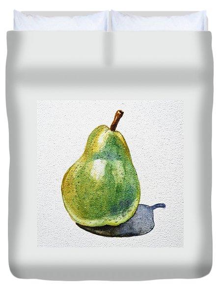 A Pear Duvet Cover