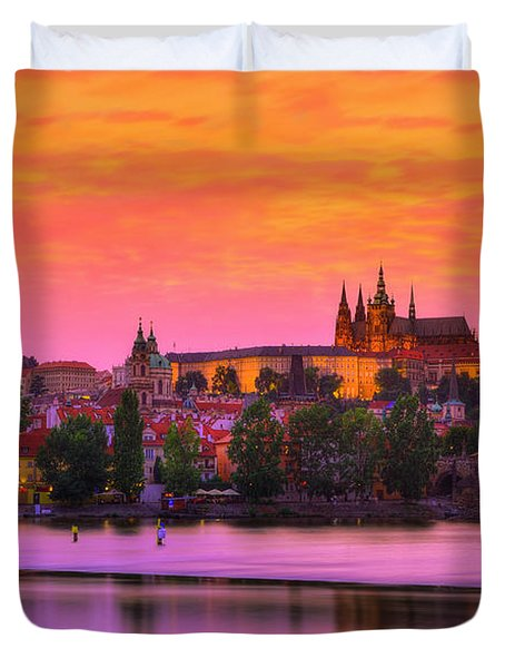 A Place In The Sun Duvet Cover