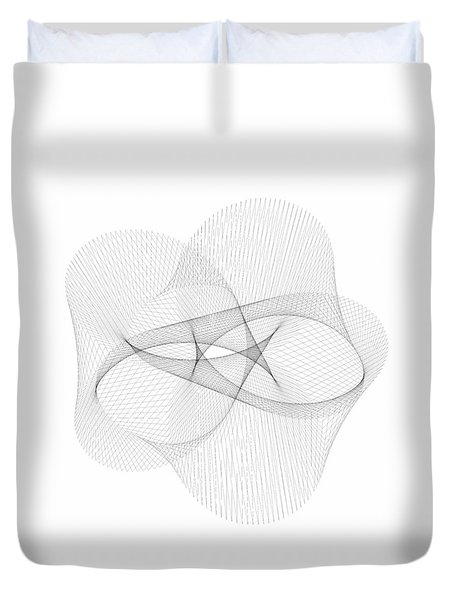 A Plus 3 And B Plus 4 Duvet Cover