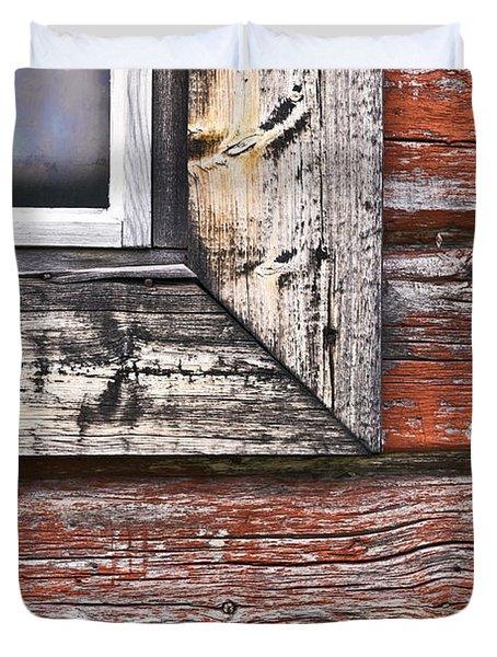 A Quarter Window Duvet Cover by Heiko Koehrer-Wagner