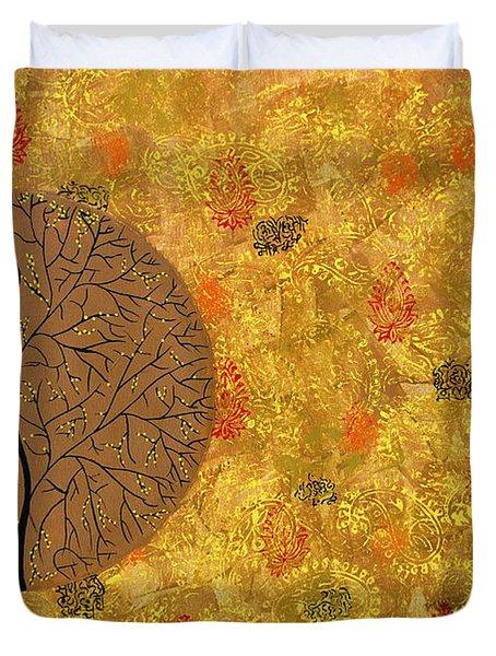 Aaatamvas Duvet Cover by Sumit Mehndiratta