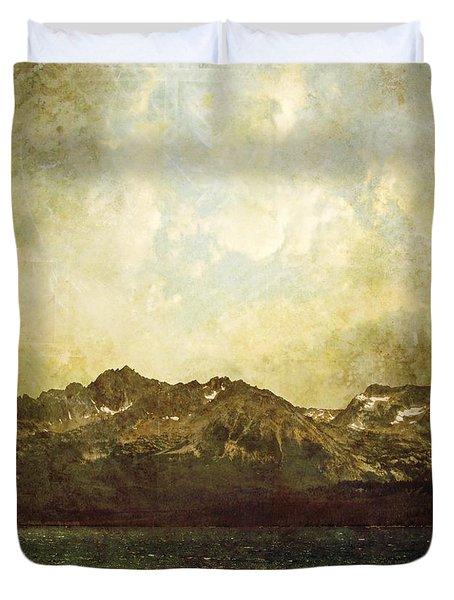Ab Antiquo I Duvet Cover by Brett Pfister