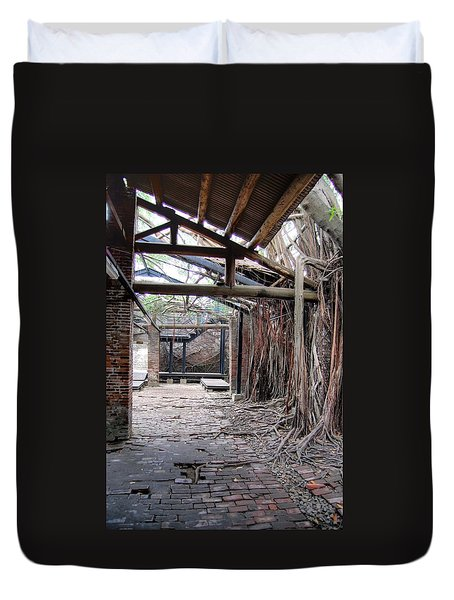 Abandon Warehouse  Duvet Cover