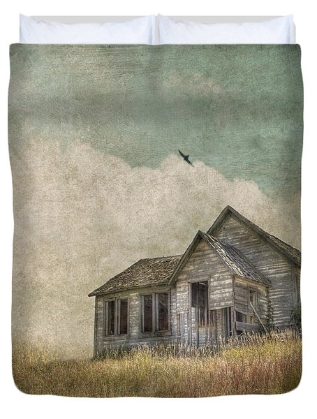 Abandoned Duvet Cover