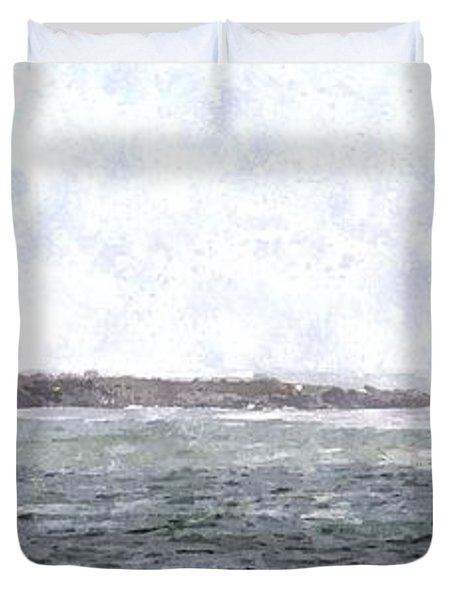 Abandoned Dreams Abwc Duvet Cover
